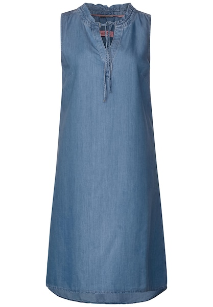 Kleider für Frauen - Kleid › STREET ONE › blue denim  - Onlineshop ABOUT YOU