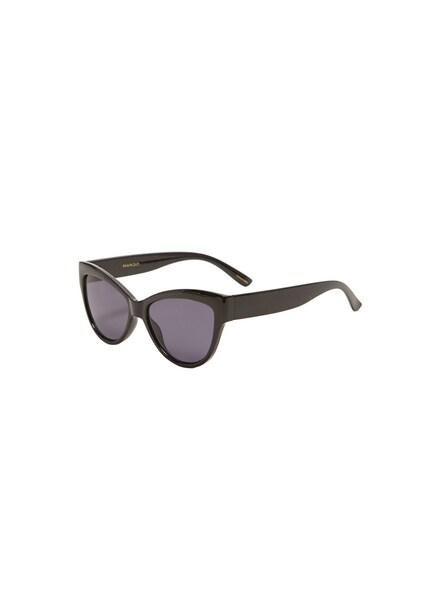 Sonnenbrillen für Frauen - MANGO Sonnenbrille 'Annie' schwarz  - Onlineshop ABOUT YOU