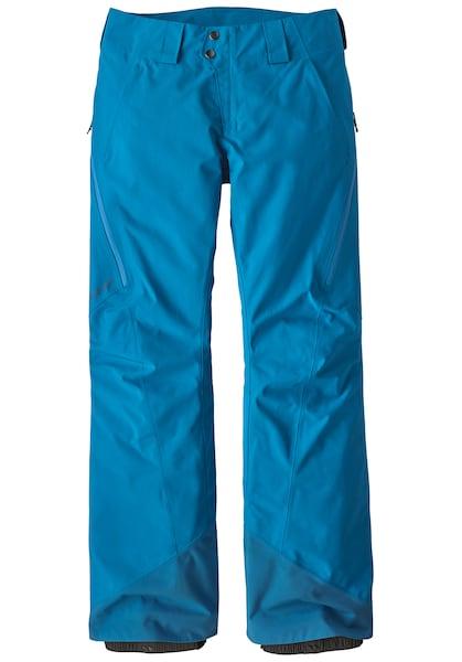 Hosen für Frauen - PATAGONIA Skihose 'Insulated Powder Bowl' himmelblau  - Onlineshop ABOUT YOU