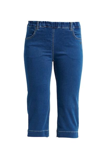 Hosen für Frauen - LauRie Caprihose 'Chelsea' blue denim  - Onlineshop ABOUT YOU