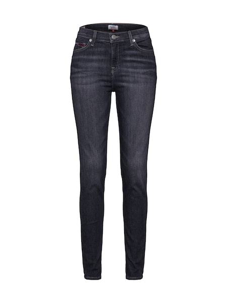 Hosen - Jeans 'Skinny Nora' › Tommy Jeans › grau  - Onlineshop ABOUT YOU