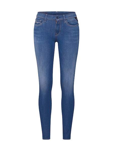 Hosen - Jeans 'Luz HYPERFLEX PLUS' › Replay › blue denim  - Onlineshop ABOUT YOU