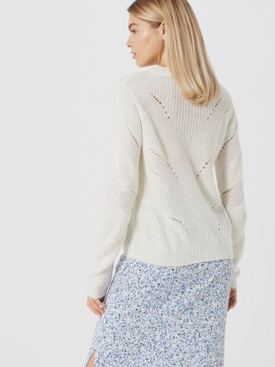 Jdy New Daisy Long Sleeve Structured Knit Pullover Round Neck Jumper