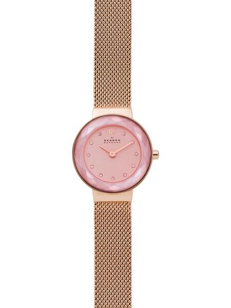 Uhren für Frauen - SKAGEN Damenuhr SKW2768 bronze rosa  - Onlineshop ABOUT YOU