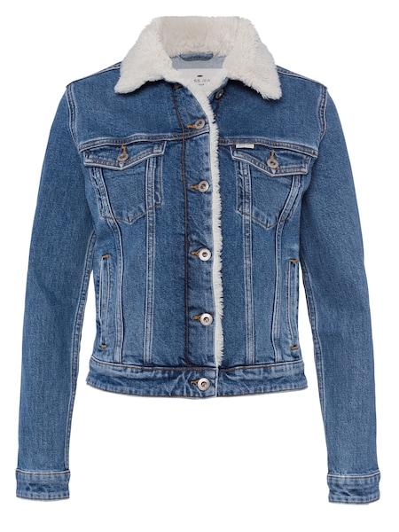 Jacken - Jacke › cross jeans › blue denim  - Onlineshop ABOUT YOU