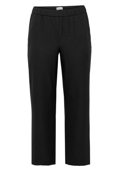 Hosen - Anzughose › SHEEGO › schwarz  - Onlineshop ABOUT YOU
