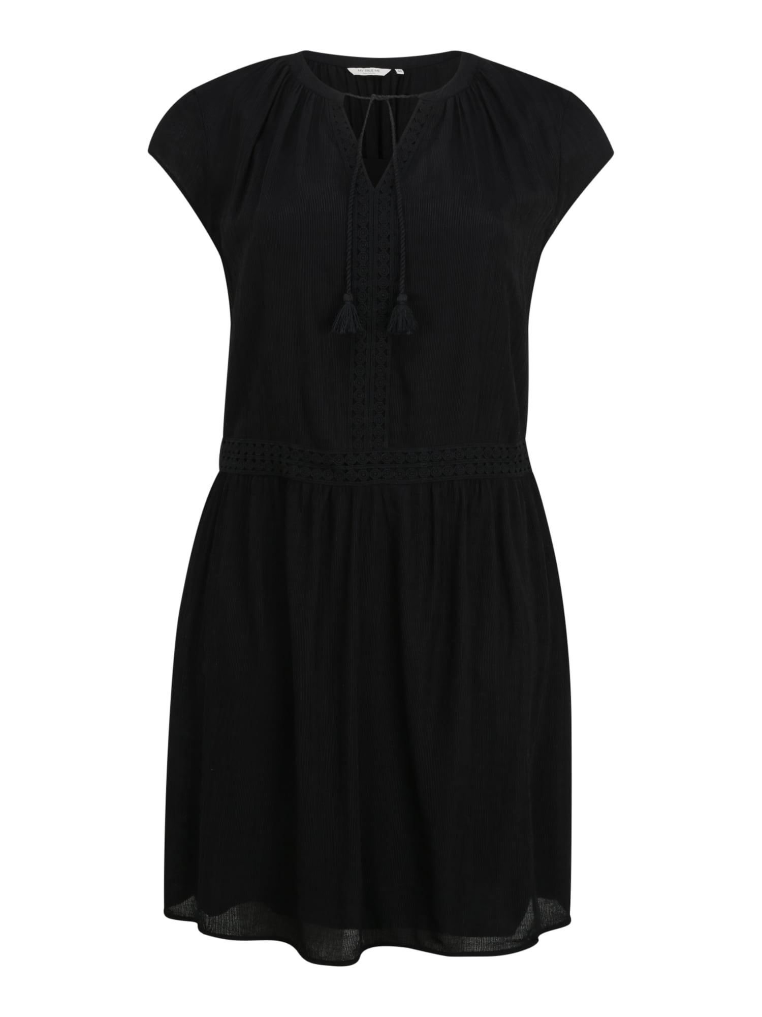 MY TRUE ME Suknelė juoda