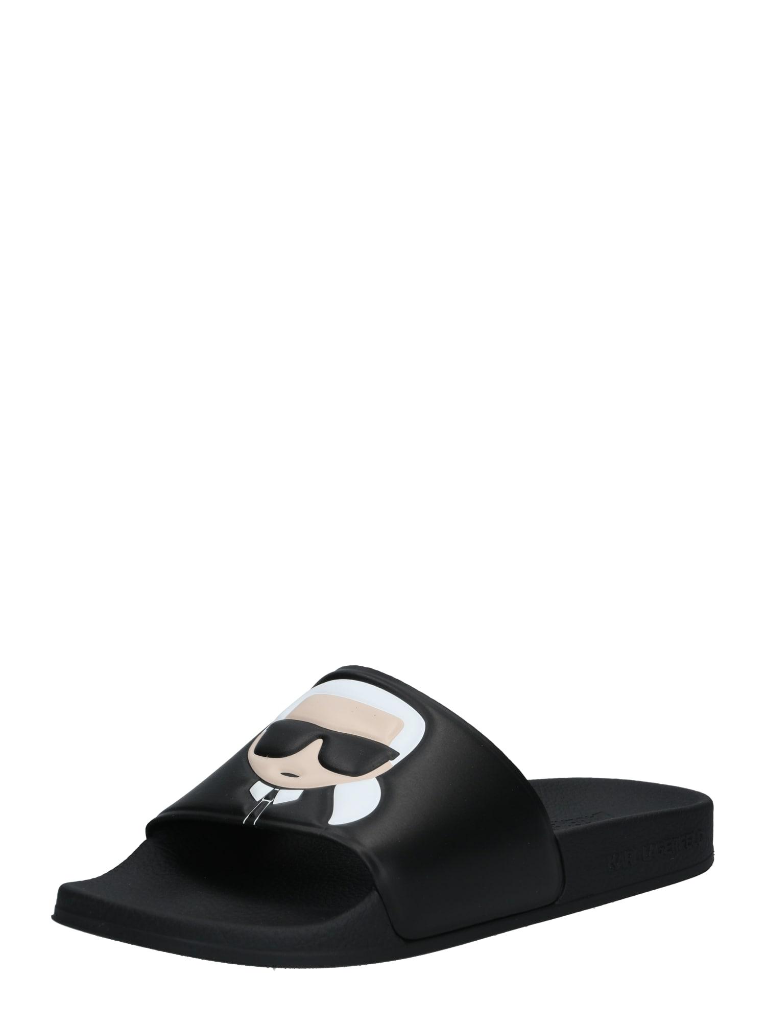 Karl Lagerfeld Šlepetės