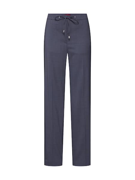 Hosen für Frauen - Hose 'Heralis' › HUGO › grau  - Onlineshop ABOUT YOU