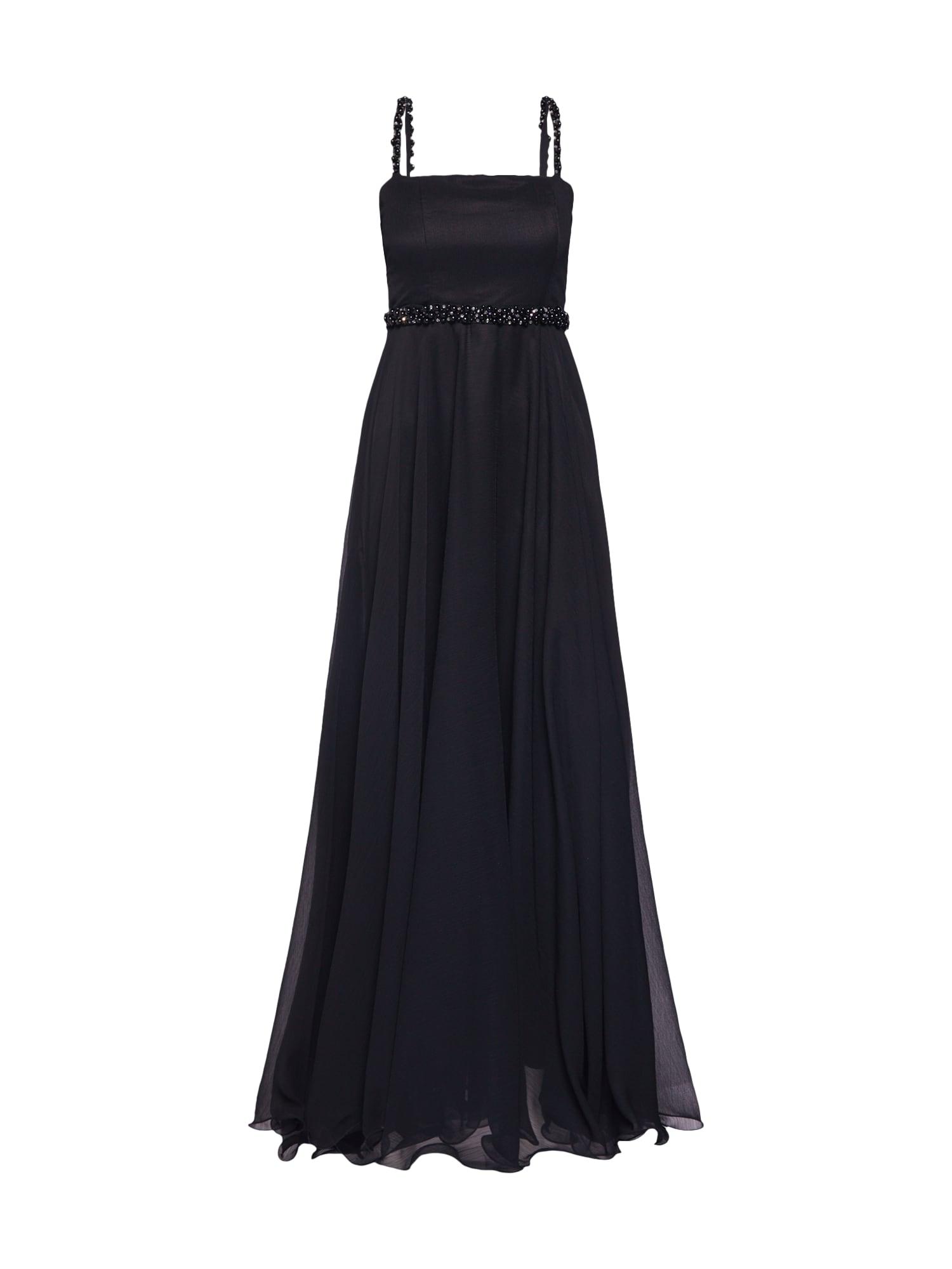 Společenské šaty Melody černá MICHALSKY FOR ABOUT YOU