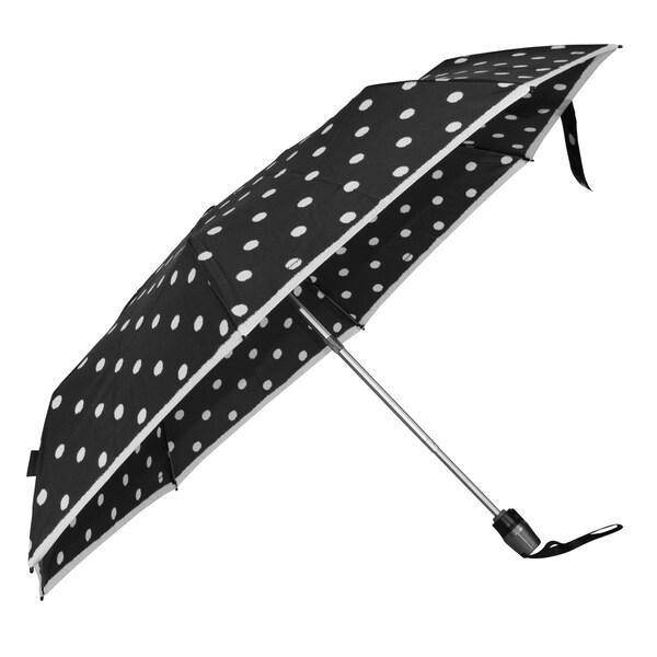 Regenschirme für Frauen - KNIRPS Regenschirm schwarz weiß  - Onlineshop ABOUT YOU