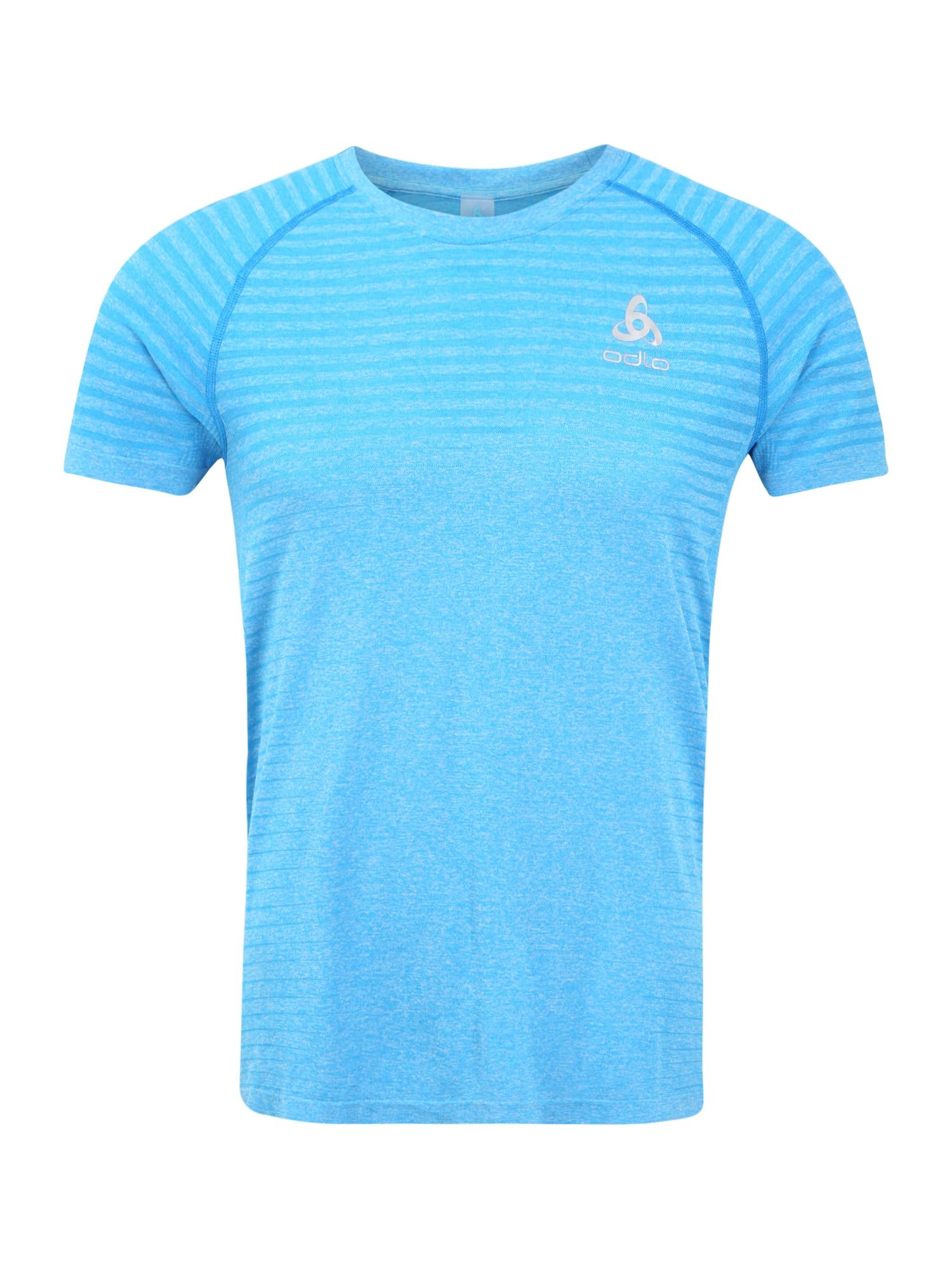 ODLO Sportiniai marškinėliai 'ELEMENT' mėlyna