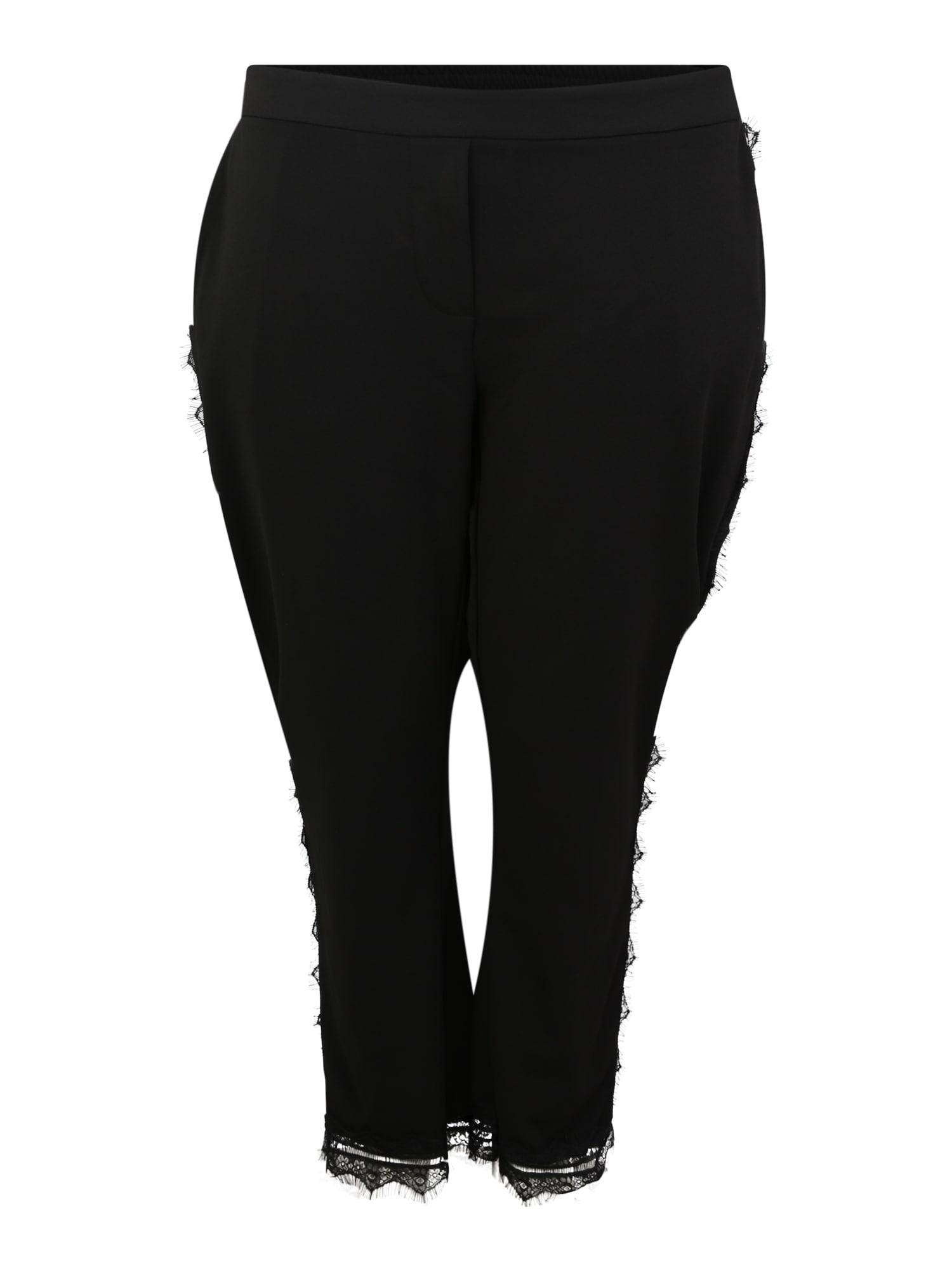 Junarose Kelnės 'JRMICAH ANKLE PANT' juoda