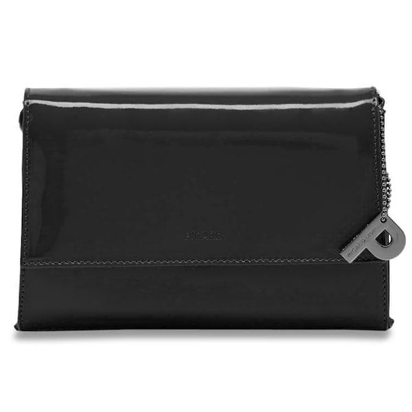Clutches für Frauen - Picard Auguri Damentasche Leder 19 cm schwarz  - Onlineshop ABOUT YOU