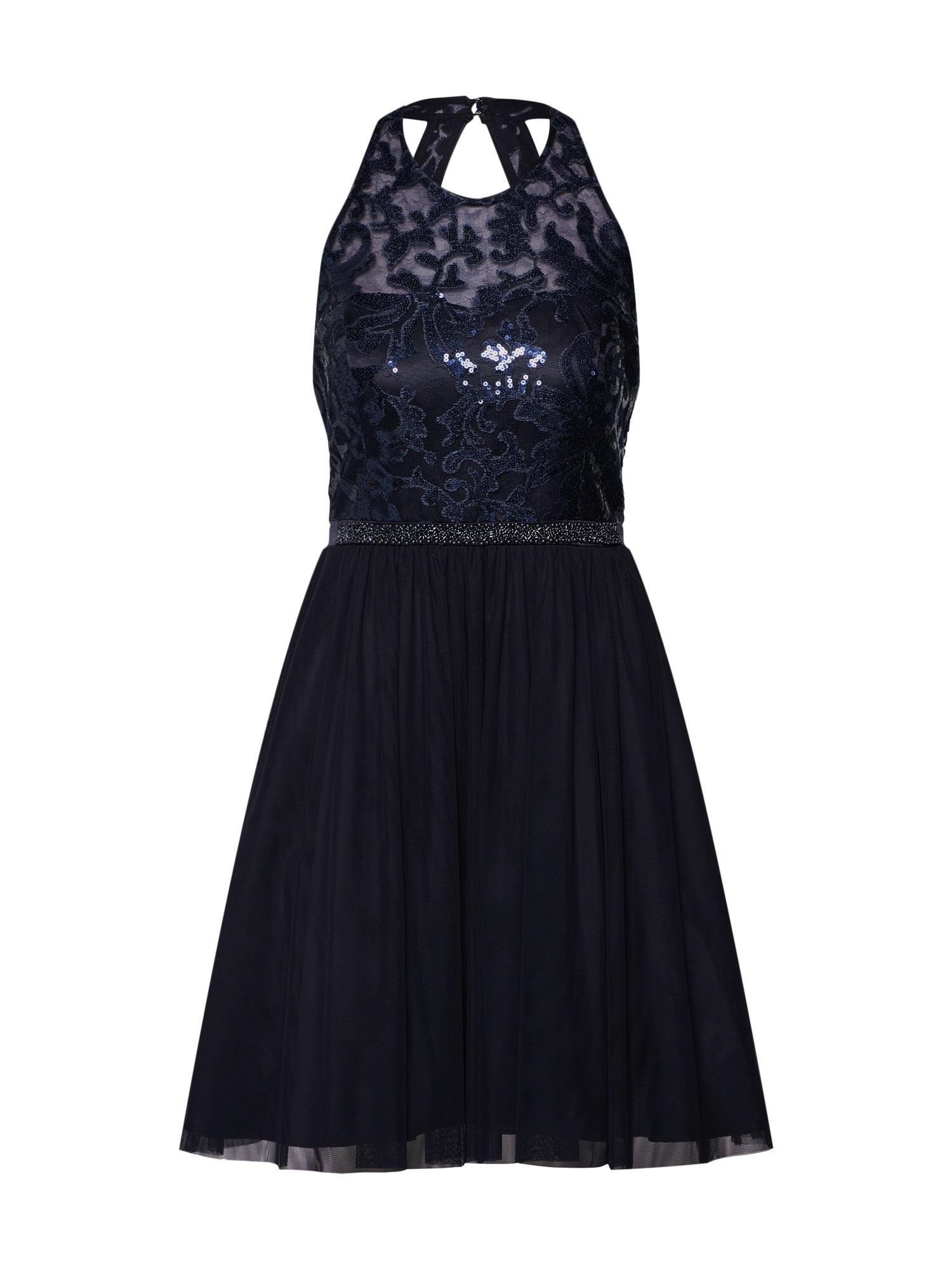 Vera Mont Kokteilinė suknelė nakties mėlyna