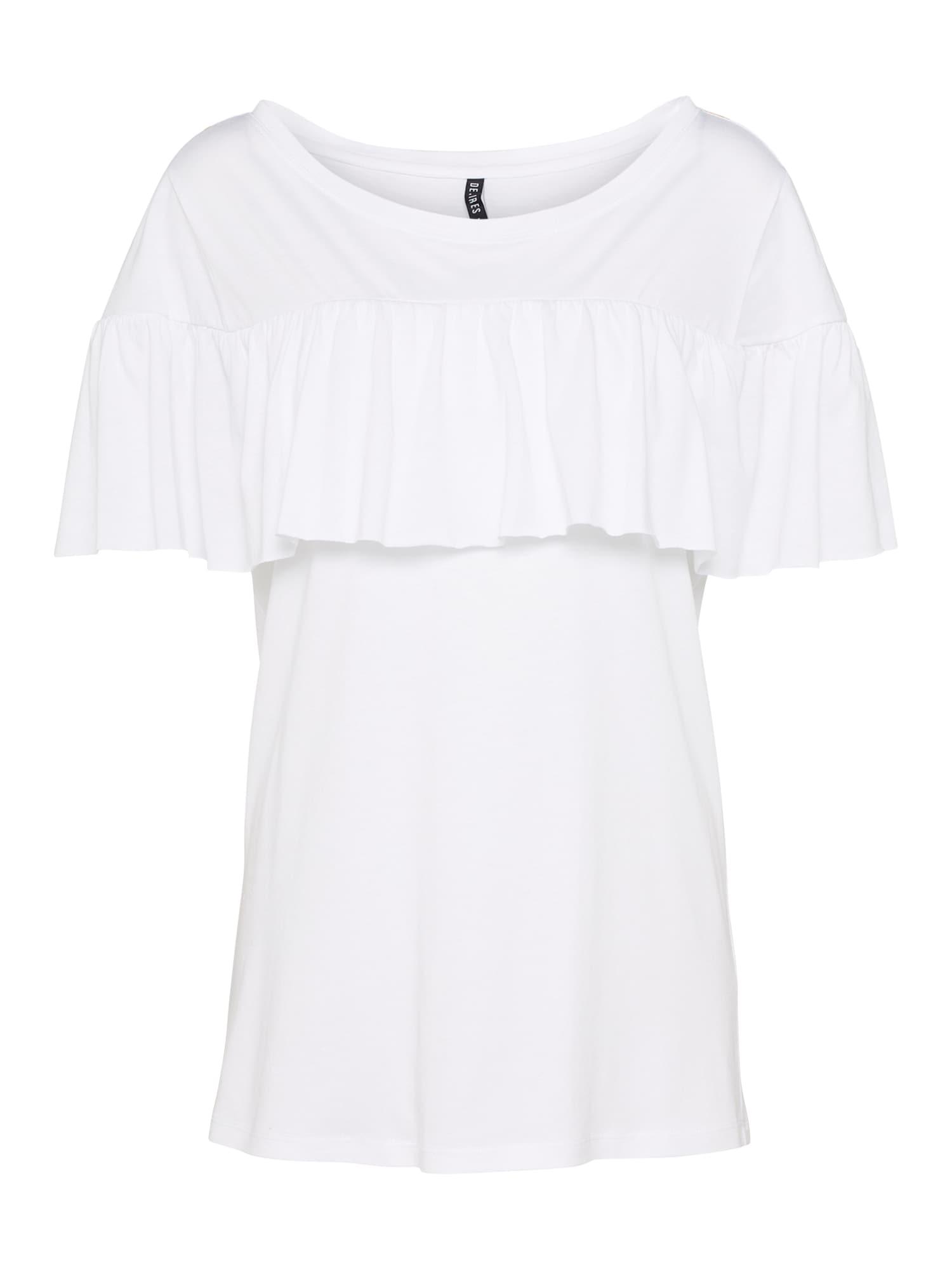 Tričko Nada 2 bílá Desires