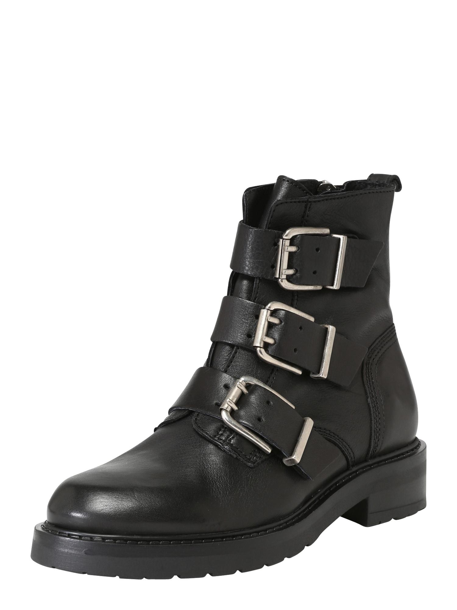PAVEMENT Auliniai batai juoda