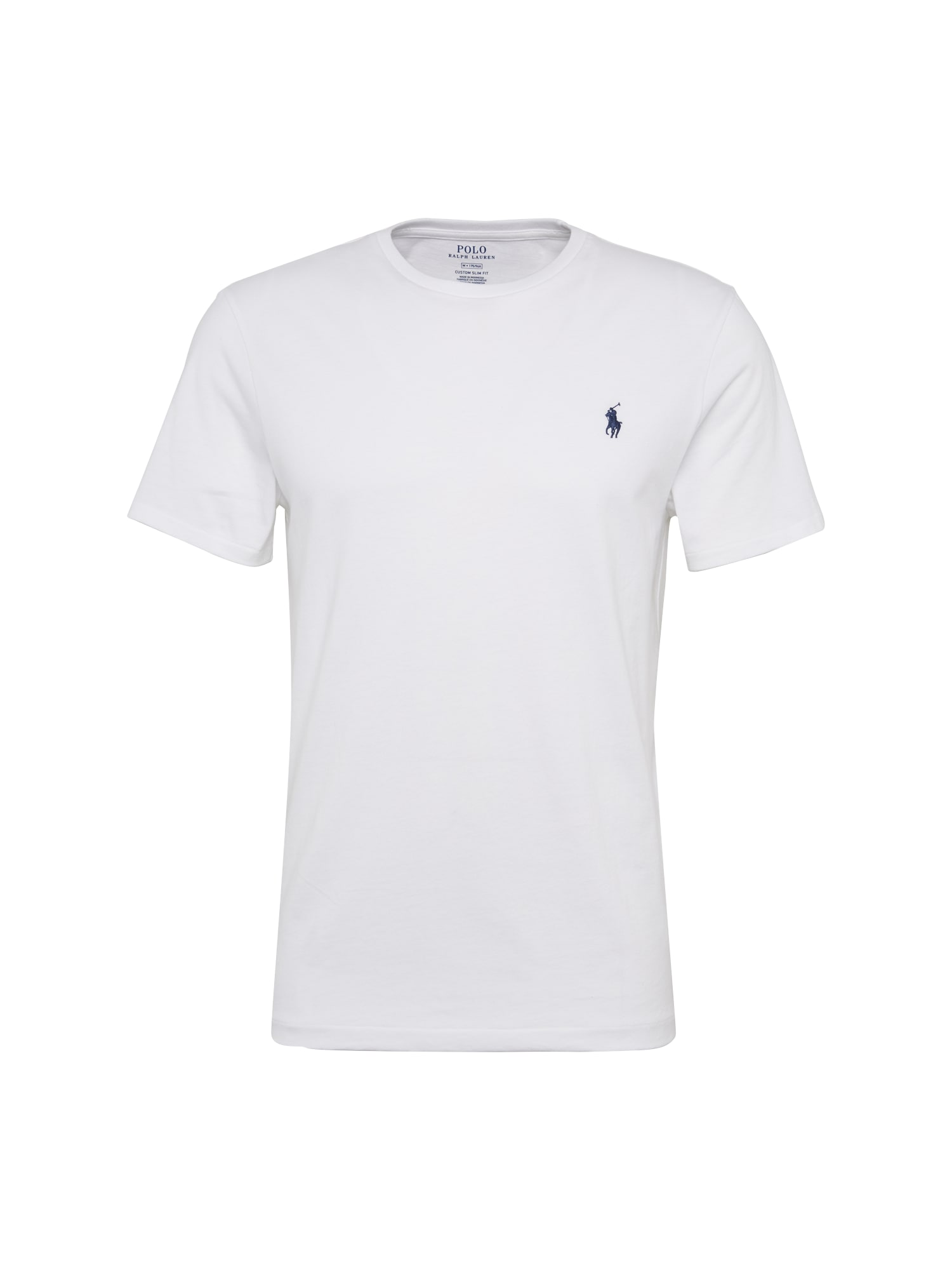 POLO RALPH LAUREN Marškinėliai 'SSCNM2-SHORT SLEEVE-T-SHIRT' balta