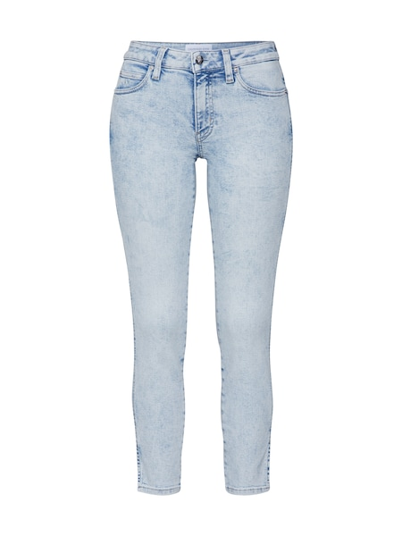 Hosen - Jeans 'ANKLE' › Calvin Klein Jeans › blue denim  - Onlineshop ABOUT YOU