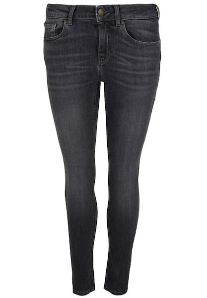 Hosen - Jeans 'LA BOHEMIENNE' › Scotch Soda › grey denim  - Onlineshop ABOUT YOU
