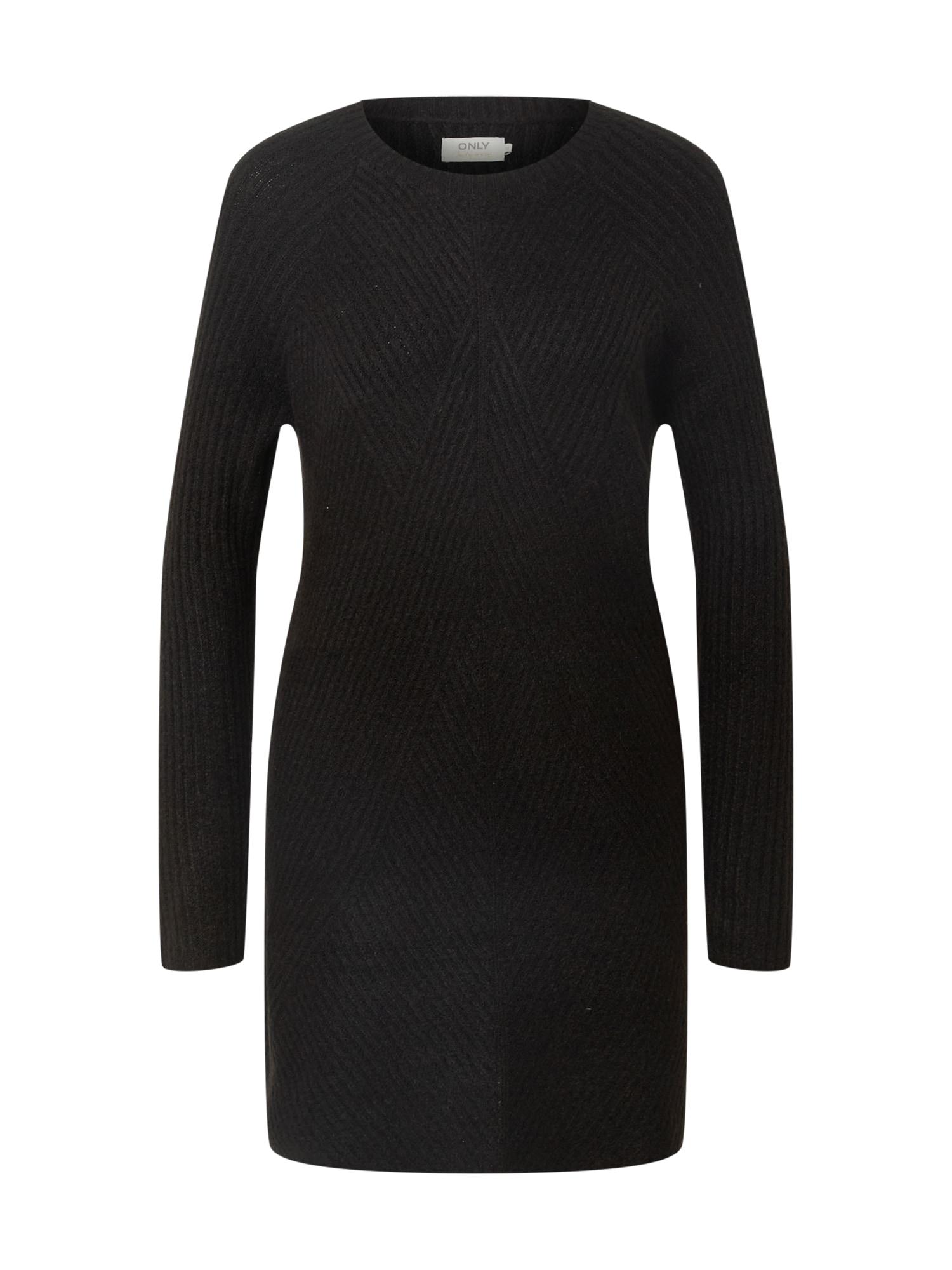 ONLY Šaty 'Carol'  čierna