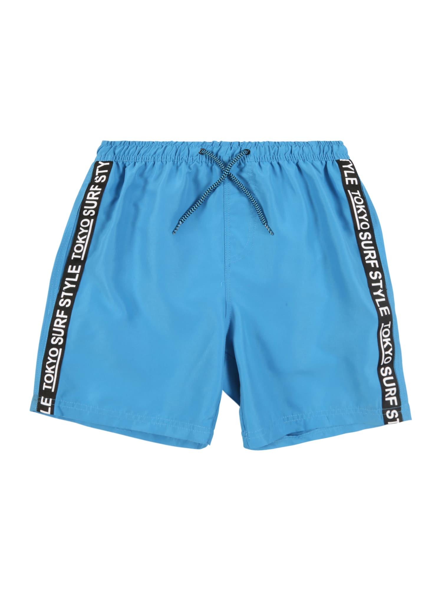 BLUE SEVEN Maudymosi trumpikės 'Beach Bermuda' mėlyna