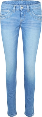 Pepe Jeans Cropped Denim 'Ripple'