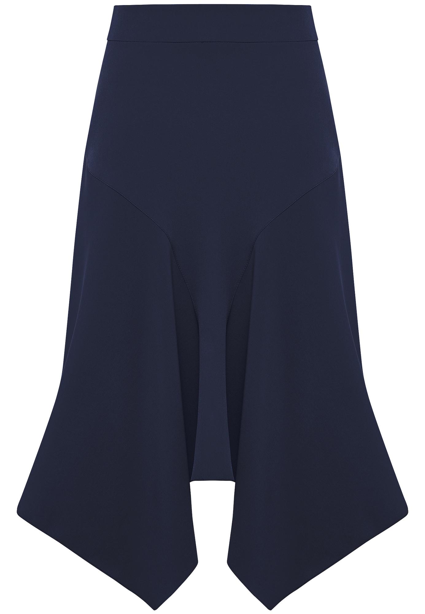 Faltenrock | Bekleidung > Röcke > Faltenröcke | Usha
