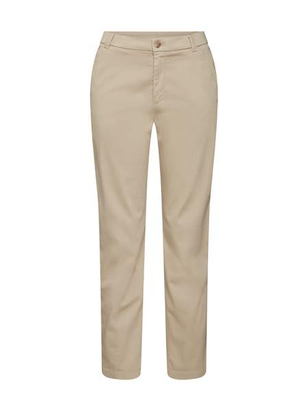 Hosen für Frauen - BOSS Hose 'Sachini1 D' beige  - Onlineshop ABOUT YOU