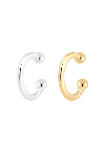 Ohrringe für Frauen - ELLI Ohrringe Earcuff gold silber  - Onlineshop ABOUT YOU