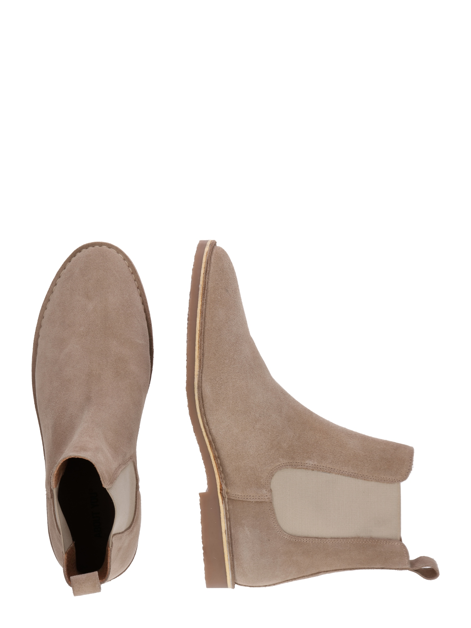 ABOUT YOU Chelsea boots 'Oskar'  sand