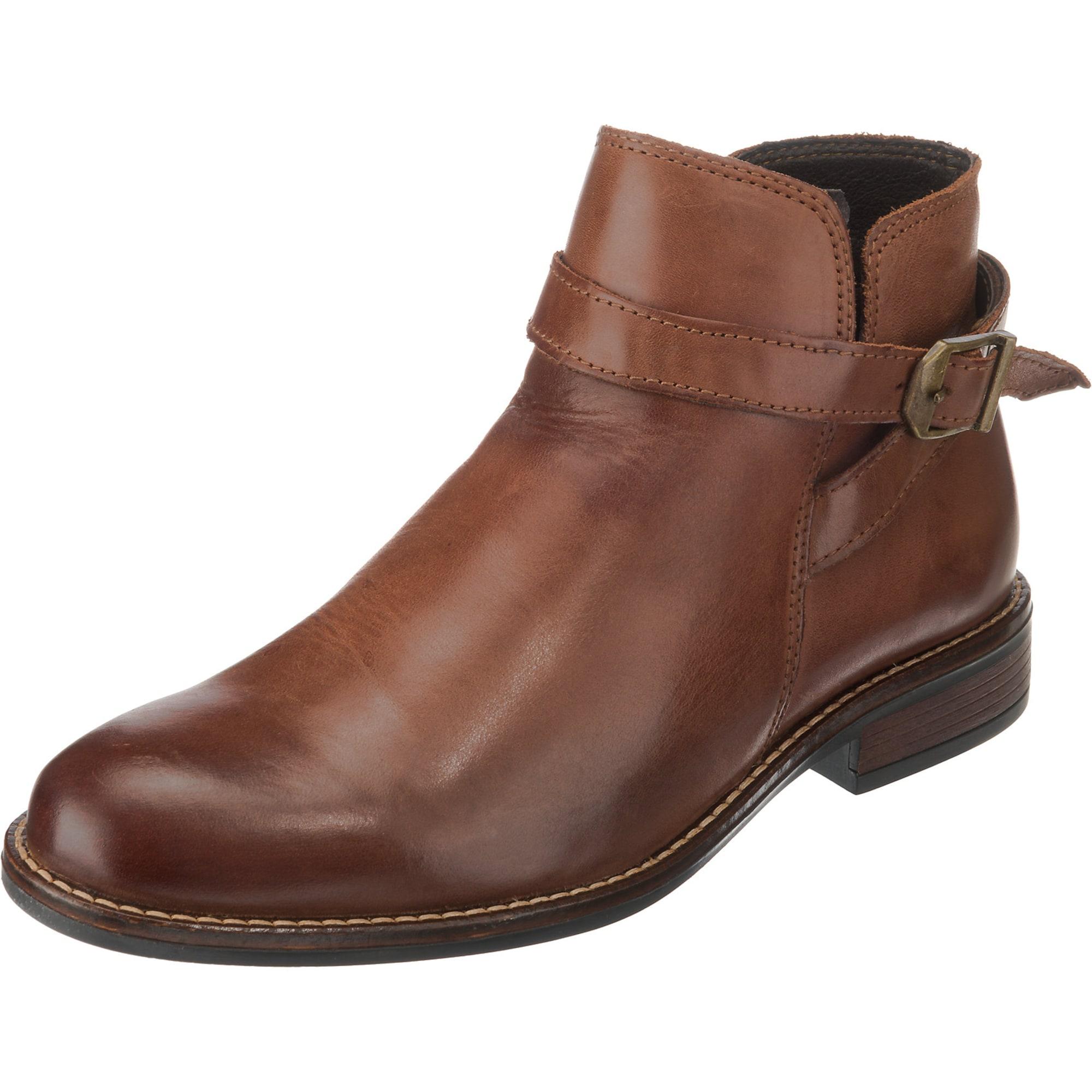 Kotníkové boty karamelová Pier One