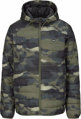 QUIKSILVER Steppjacke 'EVERYDAY SCALY'