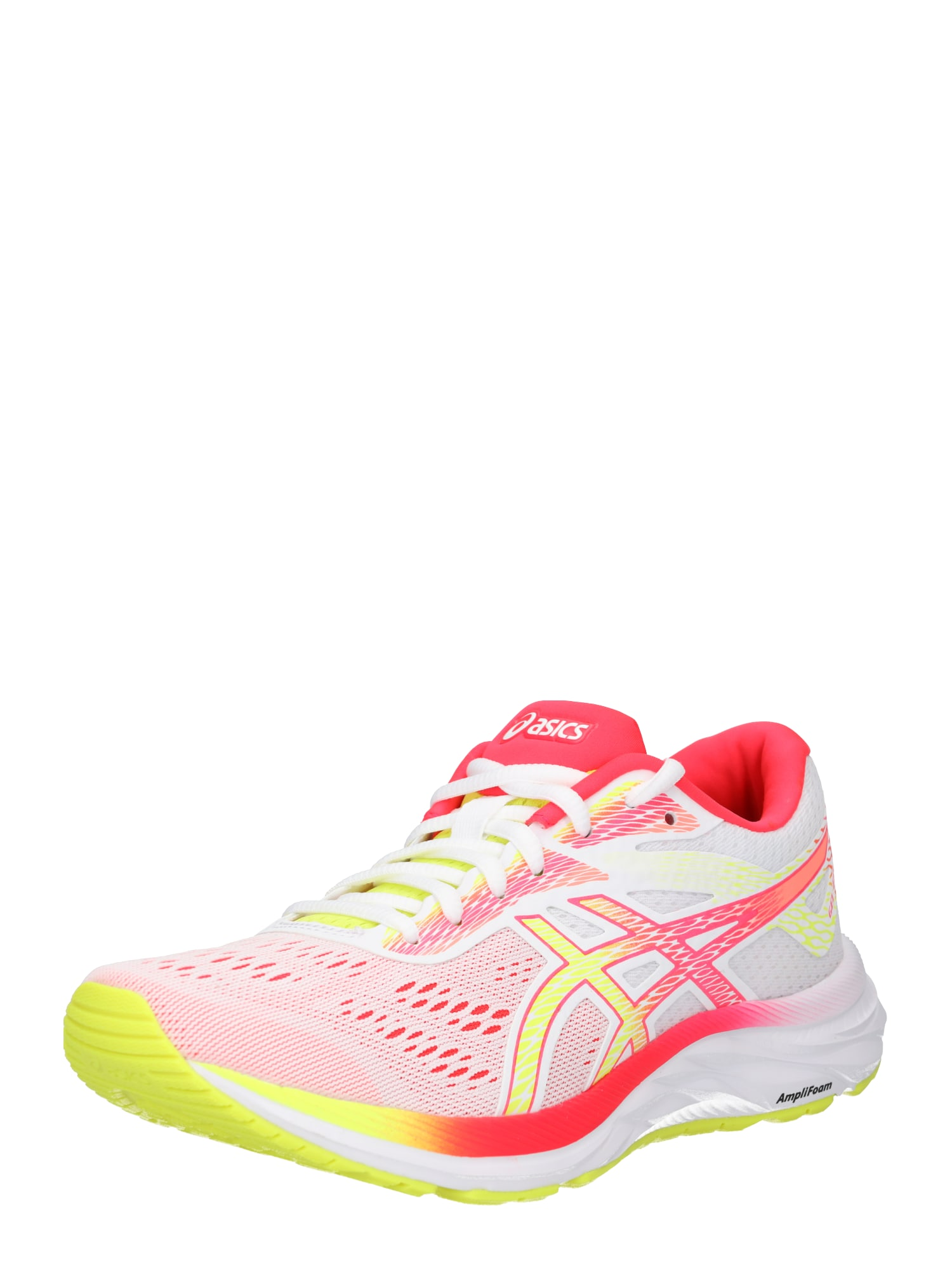 Běžecká obuv Gel-Excite 6 žlutá pink růžová bílá ASICS