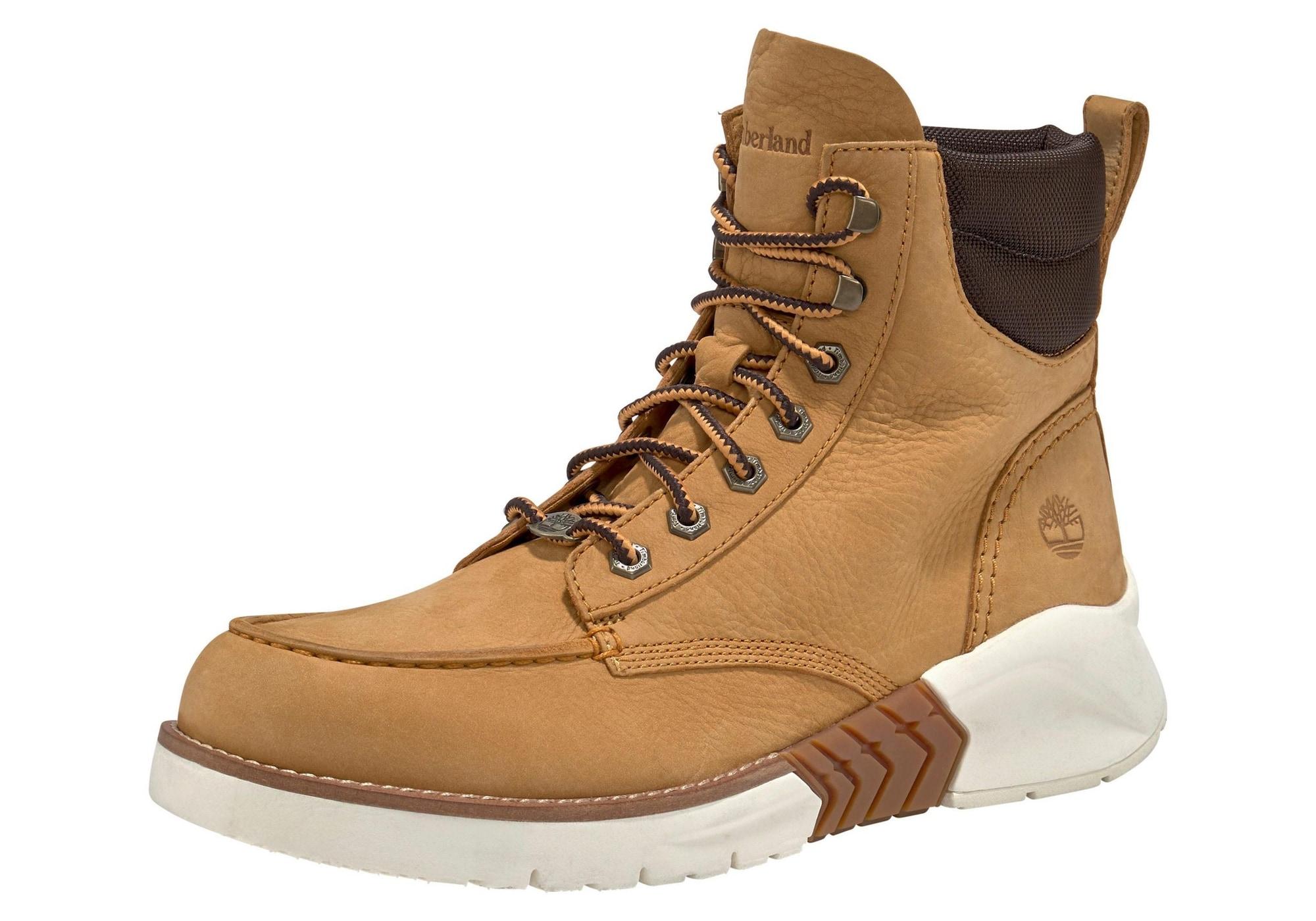 Herren Timberland Bootsschuh 'MTCR Moc Toe Boot' camel,  sand | 00192364599587