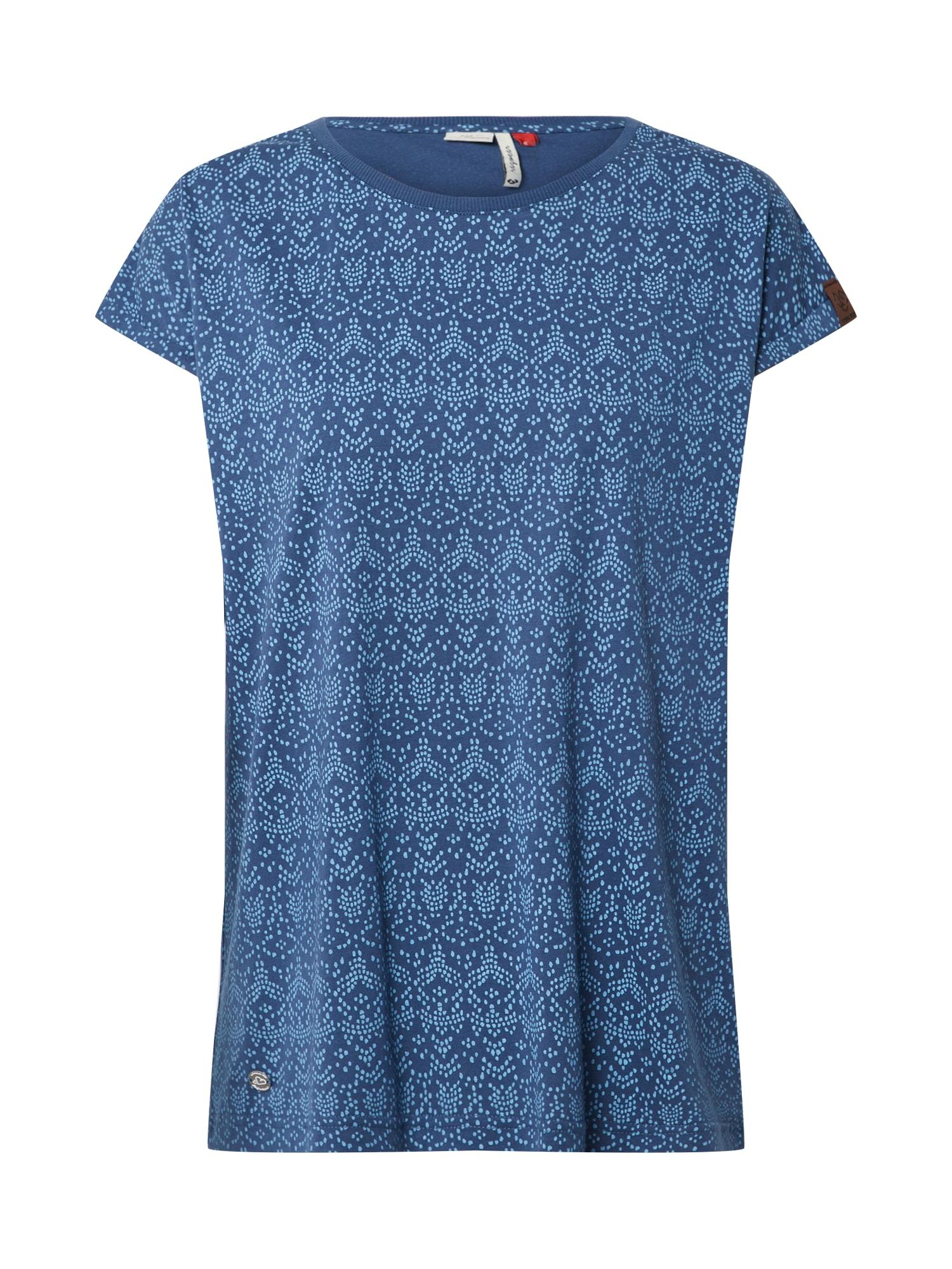 Ragwear Tricou 'DIONE'  denim albastru