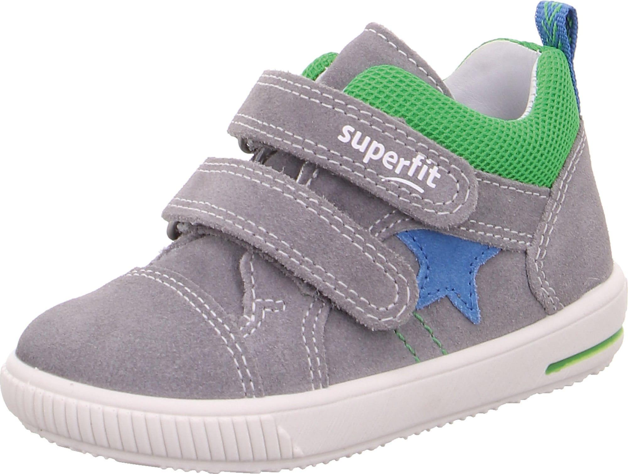 SUPERFIT Pirmieji vaiko vaikščiojimo bateliai
