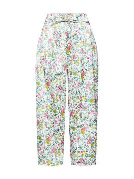 Hosen - Hose 'Printed Palazzo' › Rich Royal › mehrfarbig  - Onlineshop ABOUT YOU