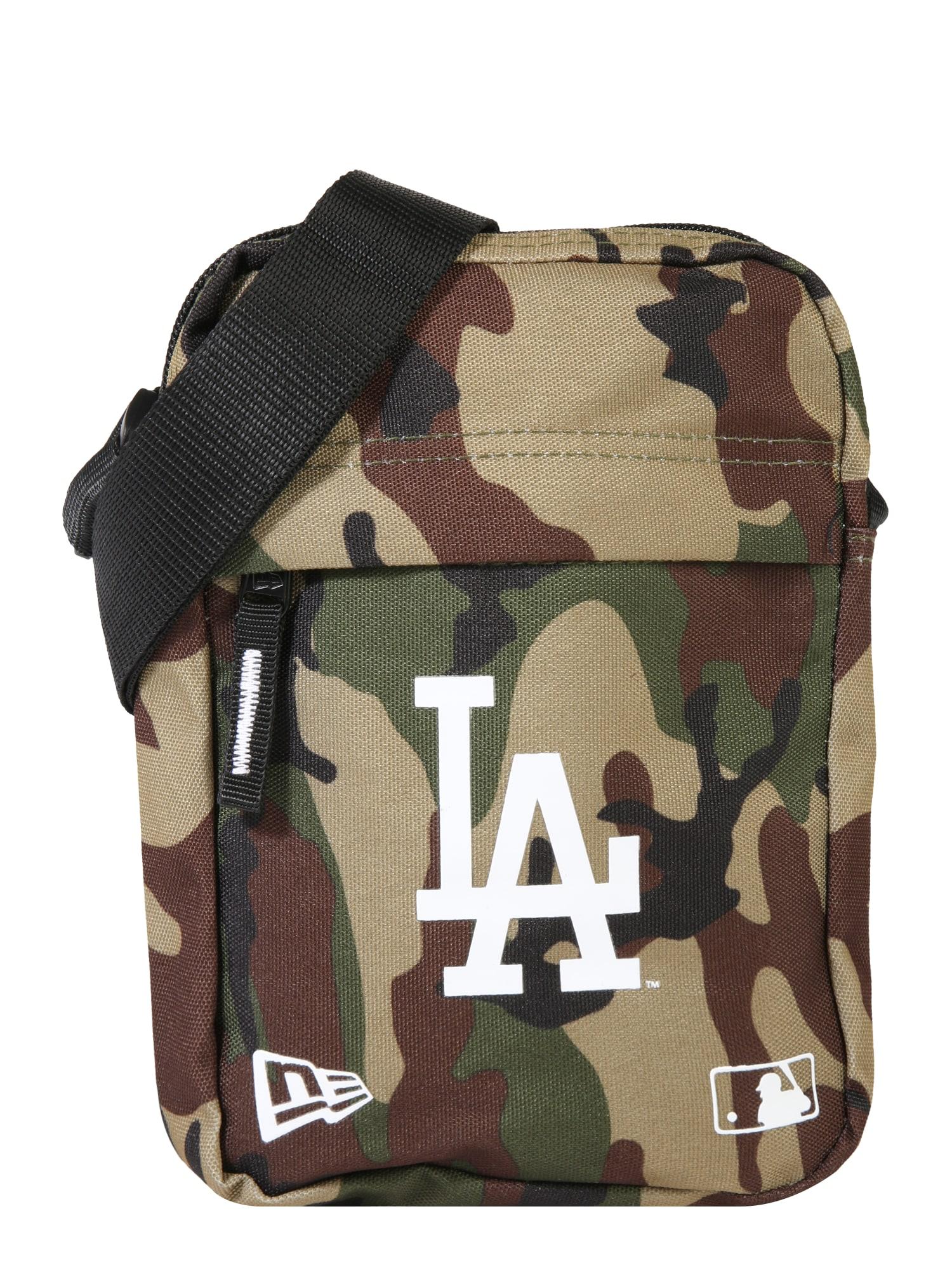 Taška přes rameno MLB SIDE BAG zelená NEW ERA