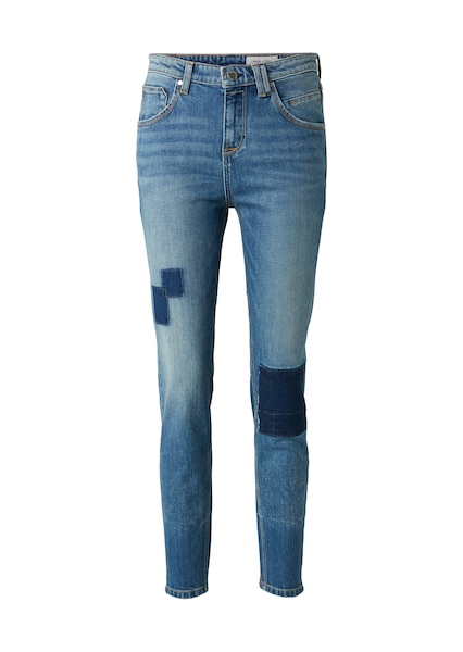 Hosen für Frauen - Marc O'Polo DENIM Jeans 'FREJA' blue denim  - Onlineshop ABOUT YOU