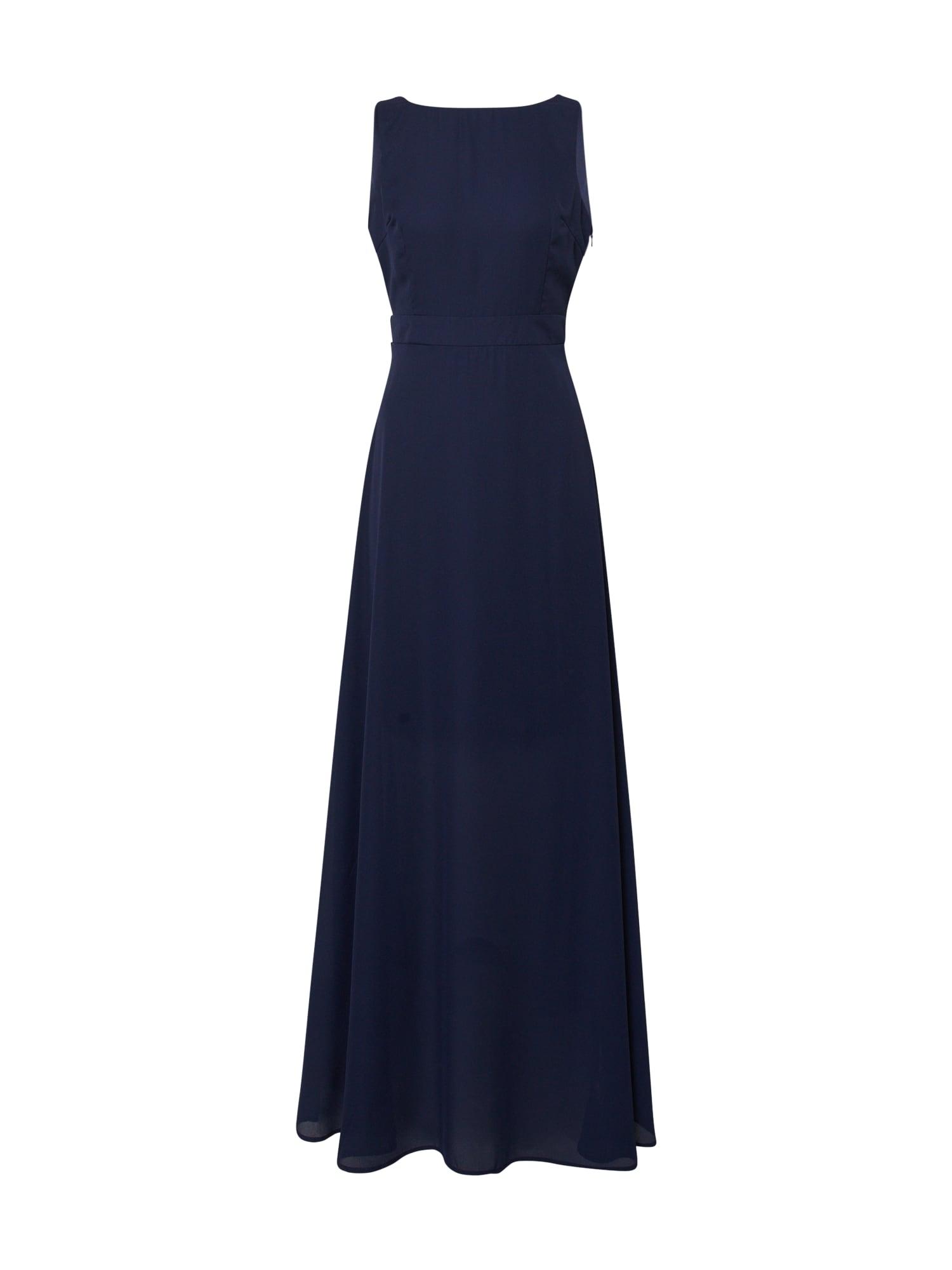Boohoo Vakarinė suknelė 'Occasion' tamsiai mėlyna