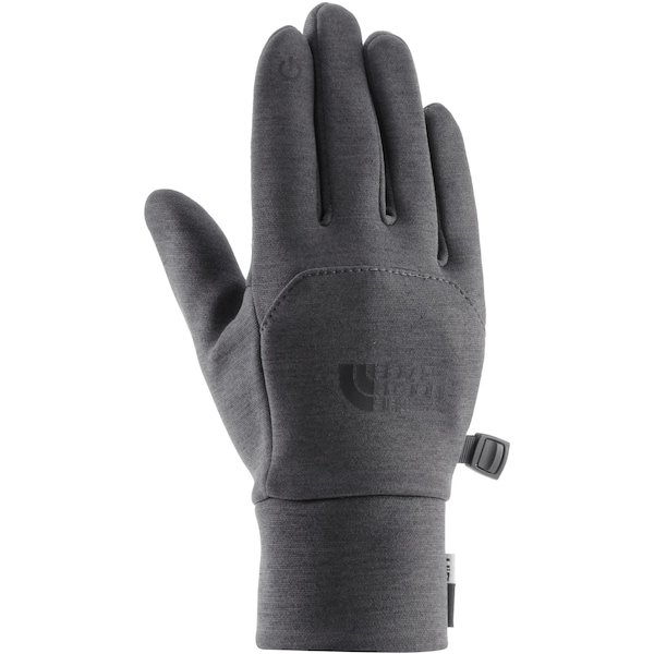 Handschuhe für Frauen - THE NORTH FACE Fingerhandschuhe 'Etip' dunkelgrau  - Onlineshop ABOUT YOU