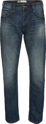 TOM TAILOR Straight Leg Jeans 'Marvin'