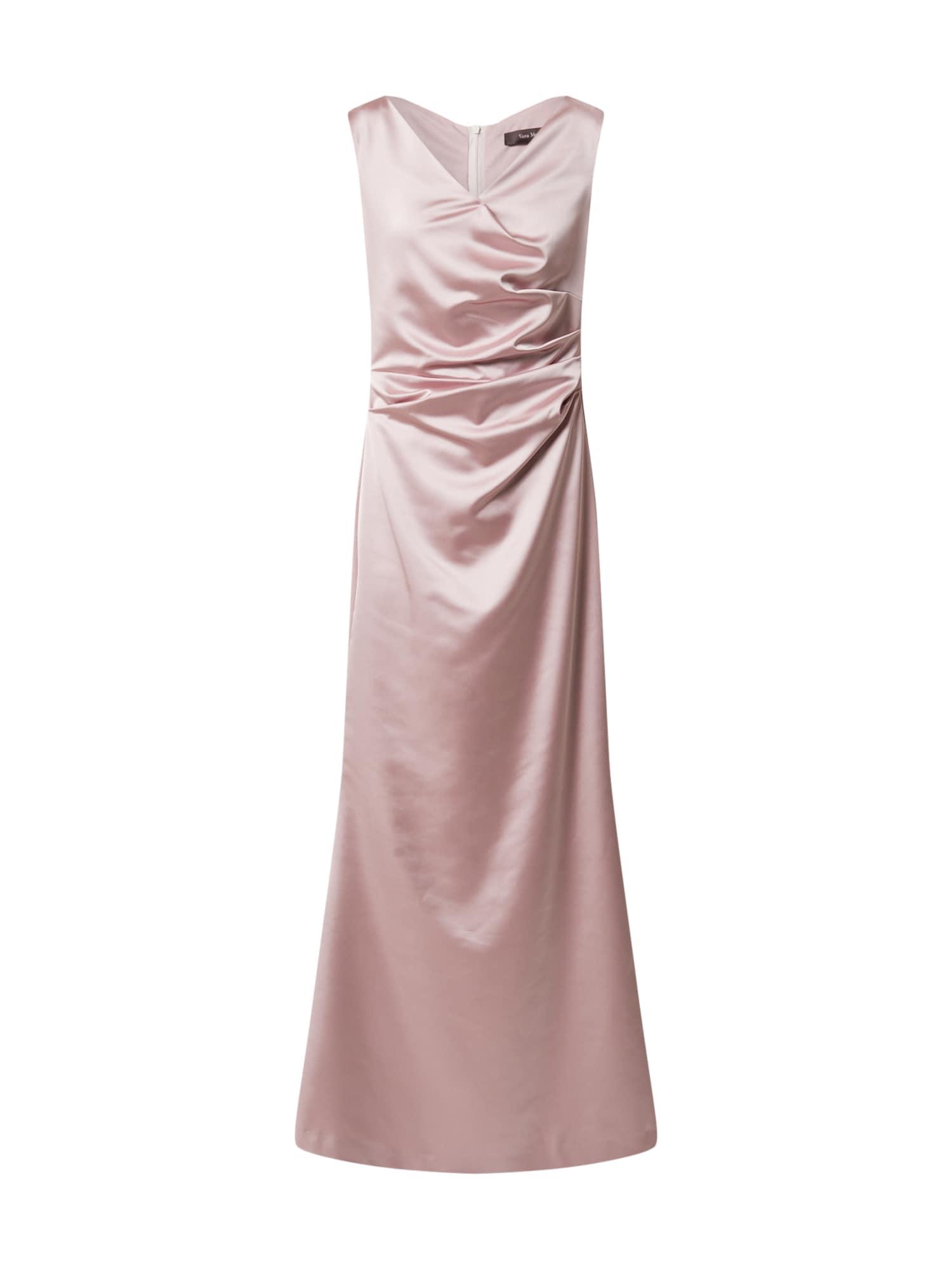 Vera Mont Vakarinė suknelė ryškiai rožinė spalva