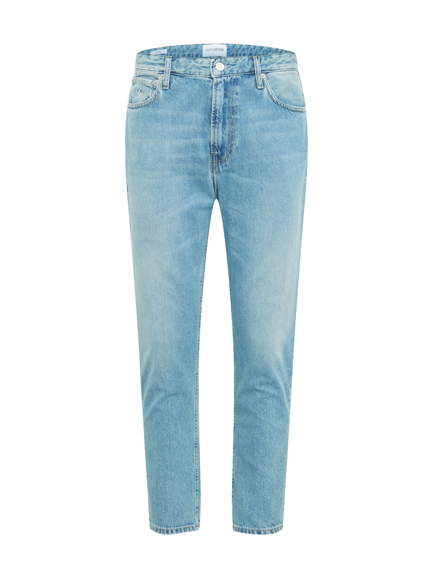 Calvin Klein Jeans Džíny 'Dad Jean'  modrá džínovina