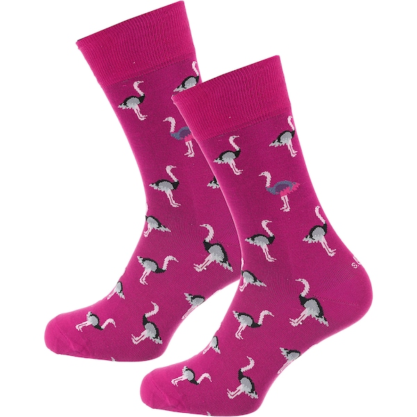 Socken für Frauen - S.Oliver RED LABEL Socken cyclam  - Onlineshop ABOUT YOU