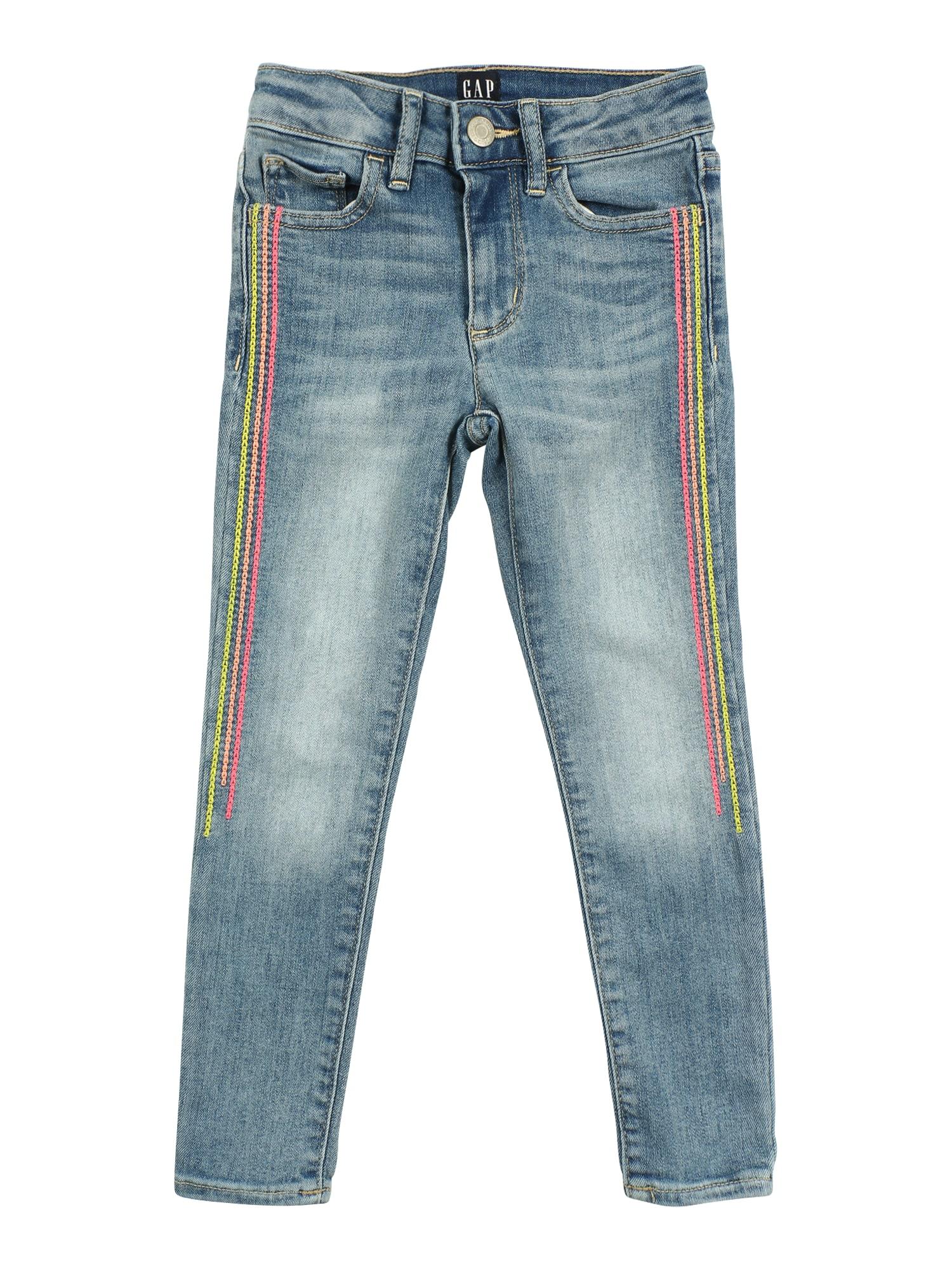 GAP Džinsai 'V-HR' tamsiai (džinso) mėlyna