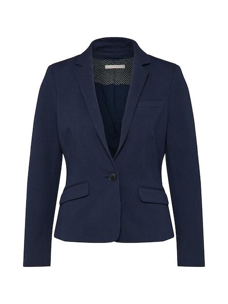 Jacken für Frauen - ESPRIT Blazer navy  - Onlineshop ABOUT YOU