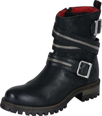 S.Oliver RED LABEL Boots mit Schnalle