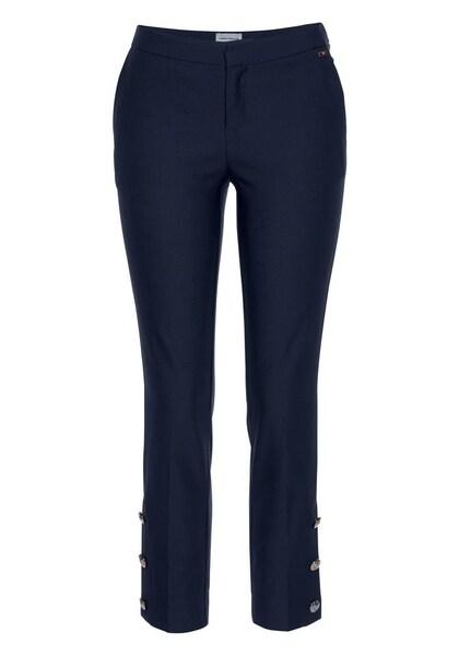 Hosen für Frauen - 7 8 Hose › Tom Tailor Polo Team › navy  - Onlineshop ABOUT YOU